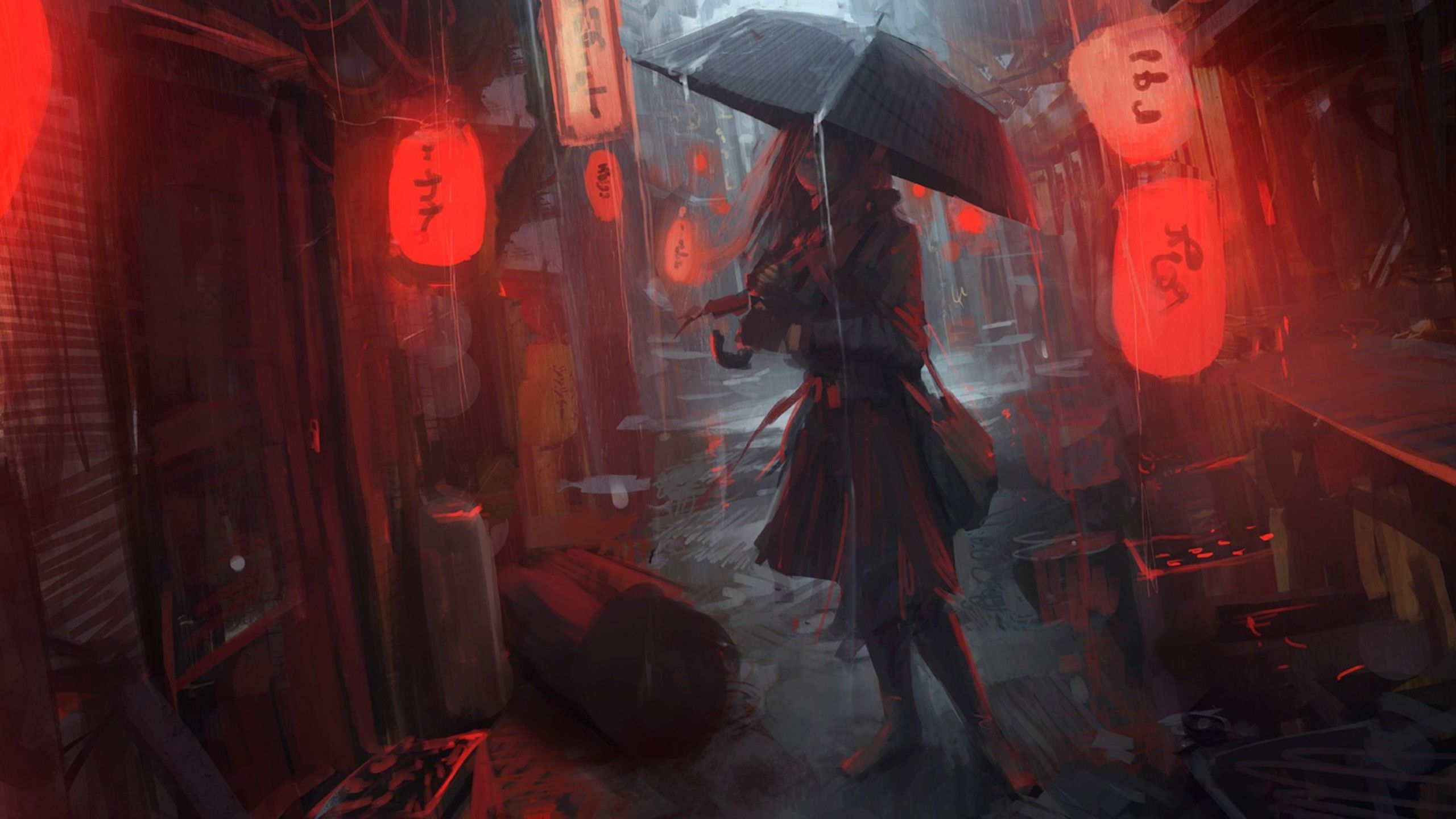 Do you want to use windows animated wallpapers. Raining Anime Wallpapers - Top Free Raining Anime ...