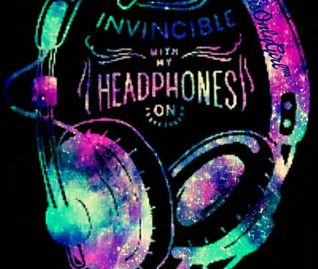 Invincible Headphones Iphone Android Galaxy Wallpaper I Created For The App Coco