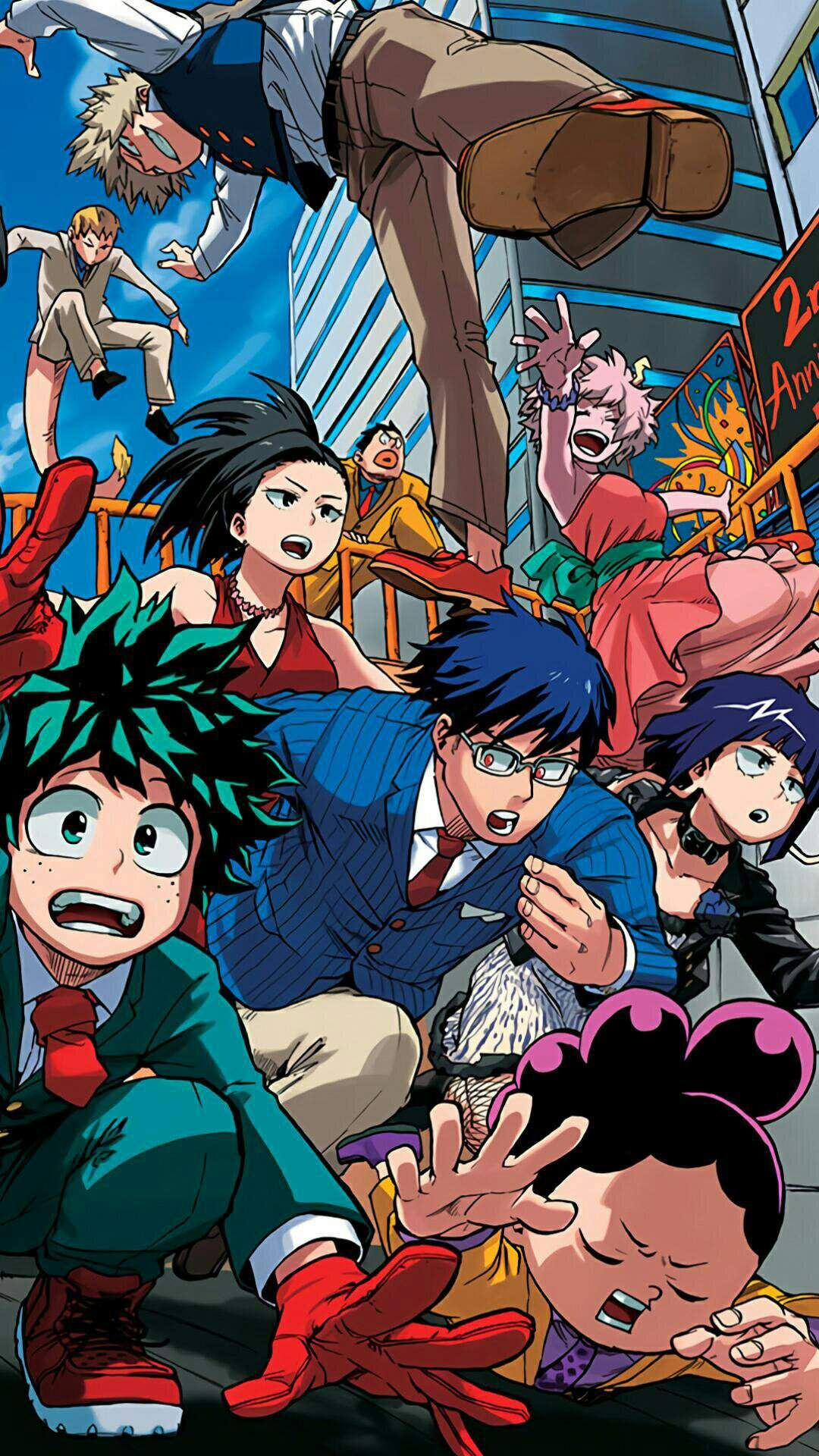 We hope you enjoy our growing collection of hd. 12 My Hero Academia iPhone Wallpapers - WallpaperBoat