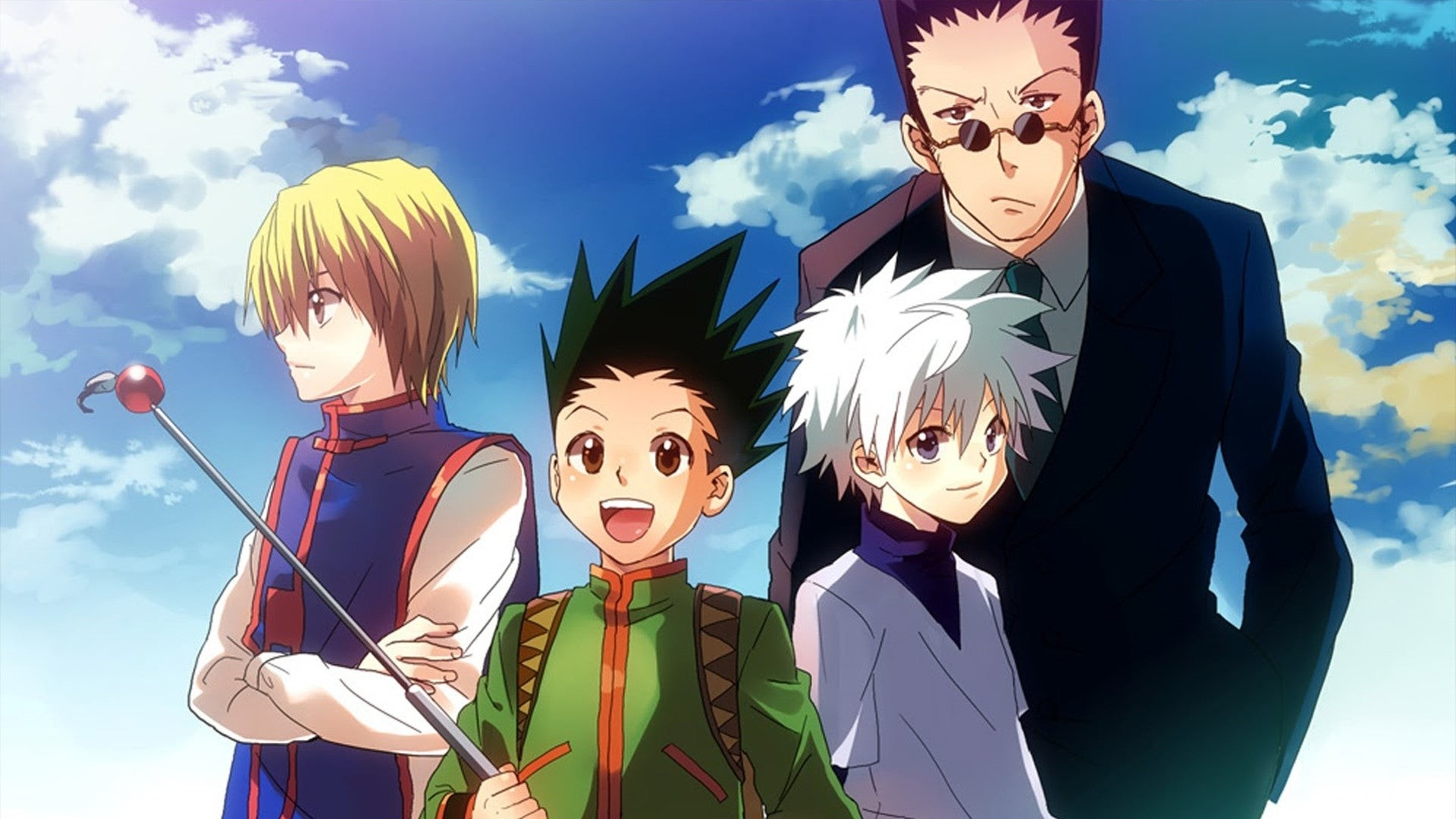Choose resolution & download this wallpaper. 23+ Hunter x Hunter Wallpapers - WallpaperBoat