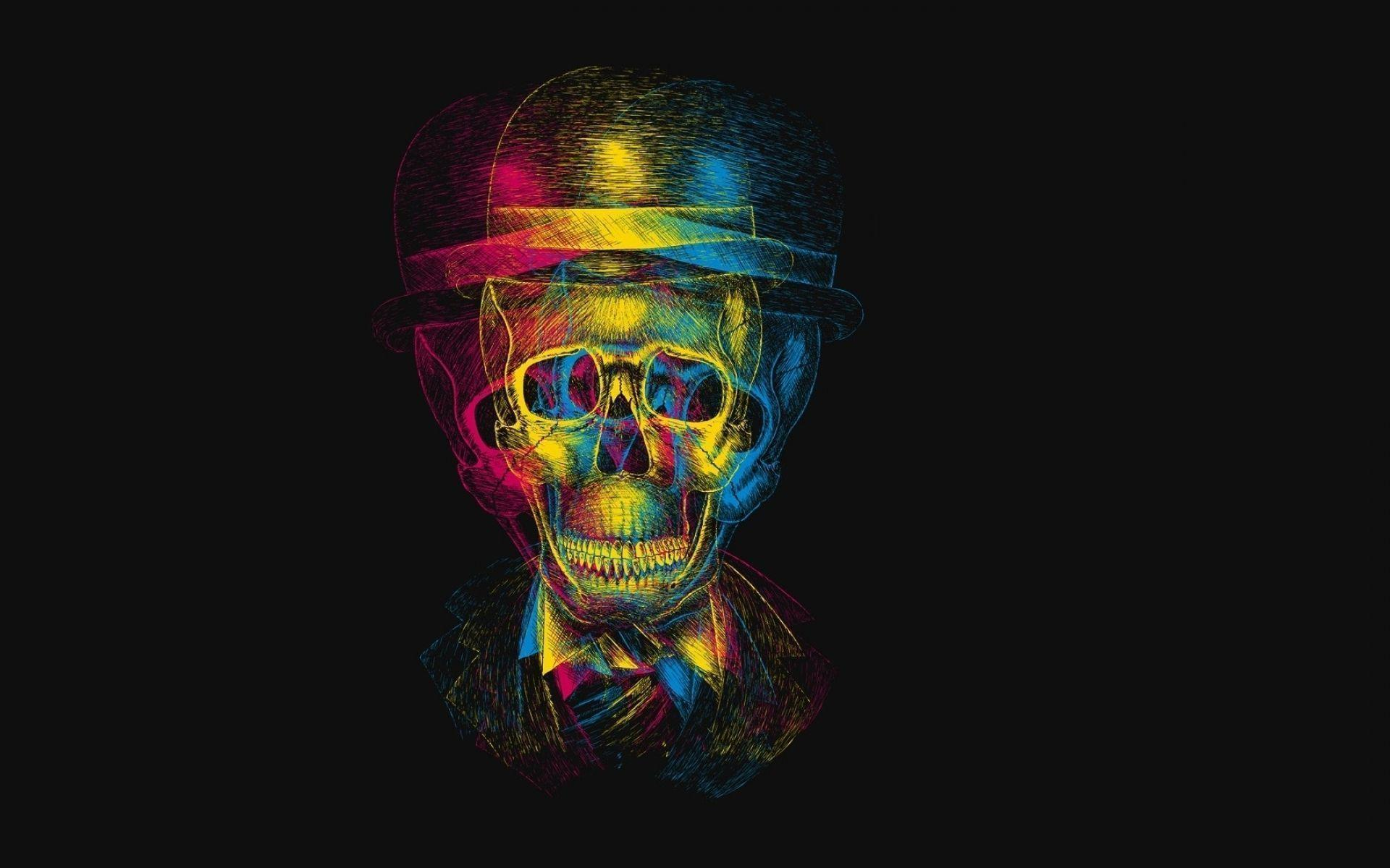 Abstract Skull Wallpapers   Wallpaper Cave Skull Wallpapers   Full HD wallpaper search