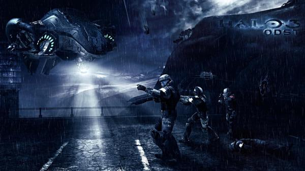 Cool Halo Wallpapers - Wallpaper Cave