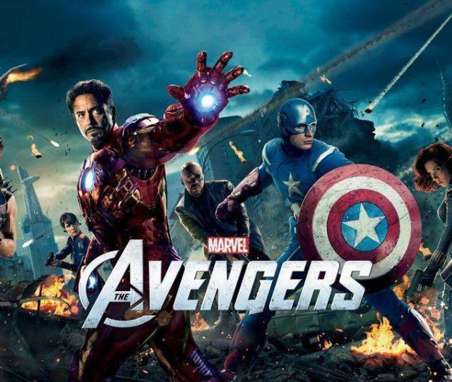 Top My Wallpapers The Avengers Wallpaper Hd