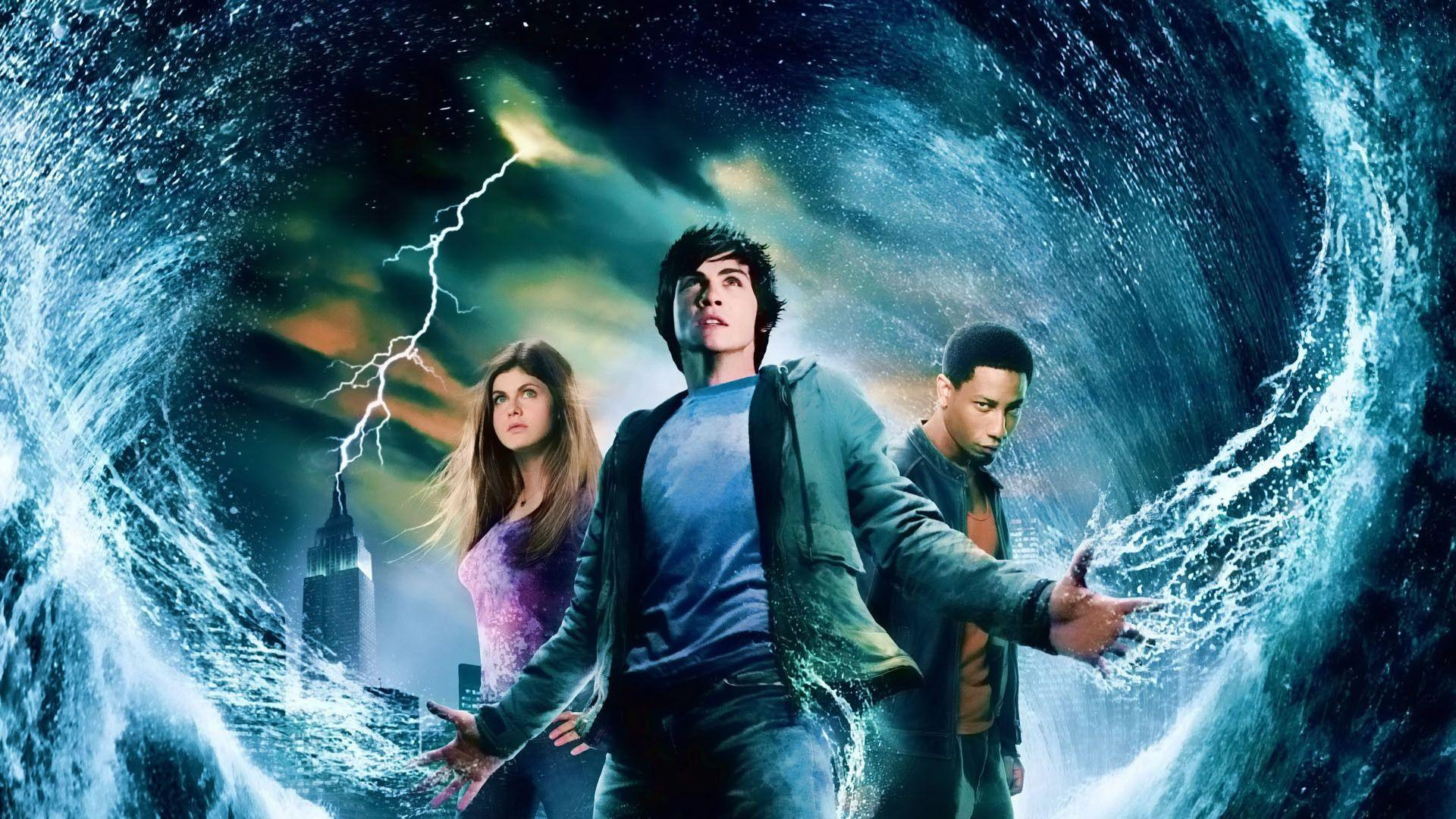 Percy Jackson Wallpapers