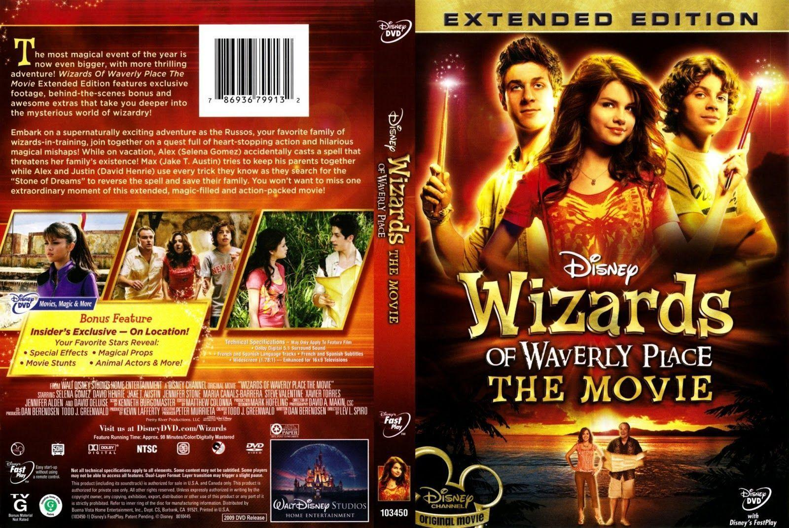 Wizards Of Waverly Place The Movie Wallpapers Wallpaper Cave