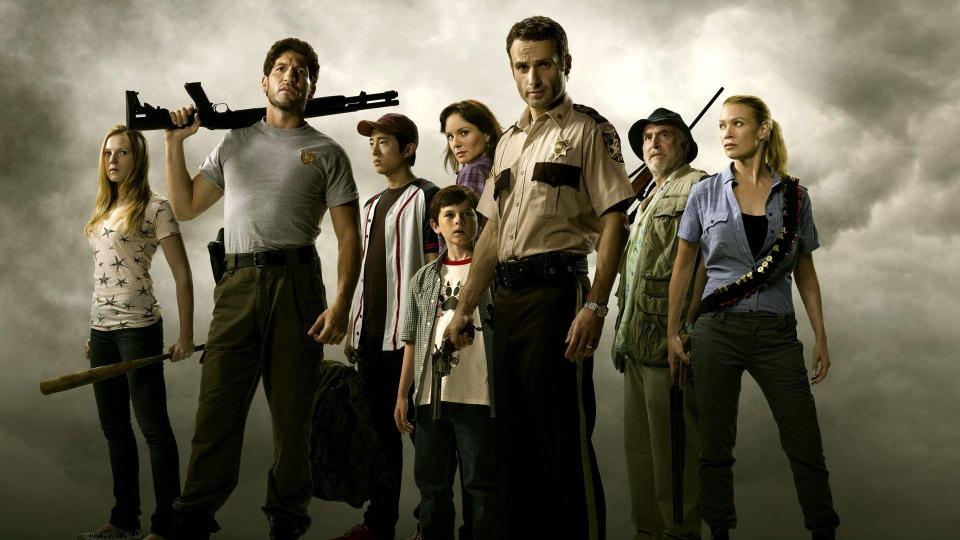 The Walking Dead-American TV series Wallpaper 02 - 1920x1080 ...