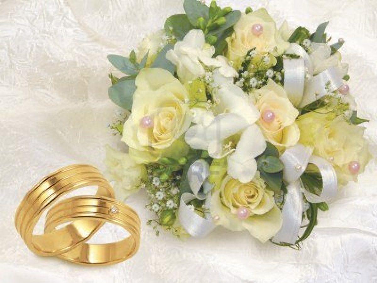 Wedding Flowers Backgrounds