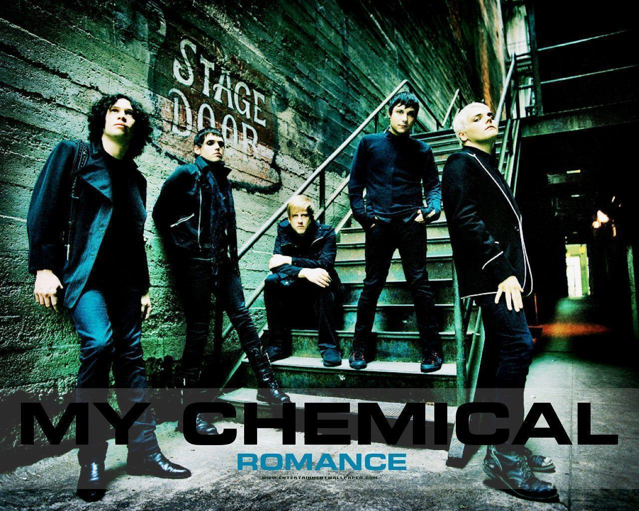 My Chemical Romance Wallpapers Wallpaper Cave