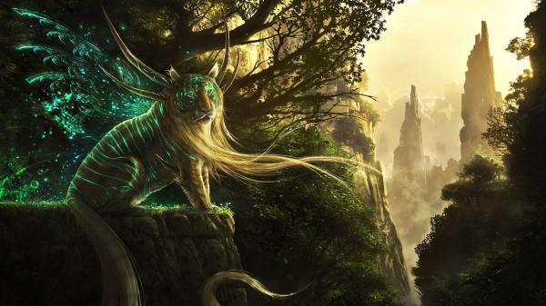 Mythical Creatures Wallpapers - Wallpaper Cave