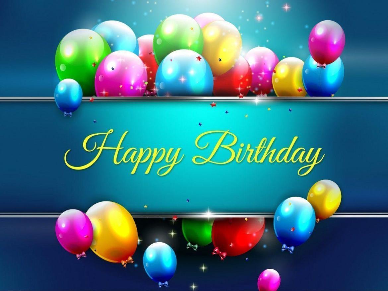 Happy Birthday Ballons Wallpaper #10604 Wallpaper computer | best ...