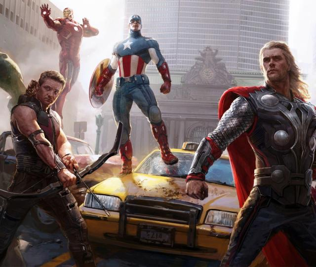 The Avengers Wallpapers Page  Hd Wallpapers