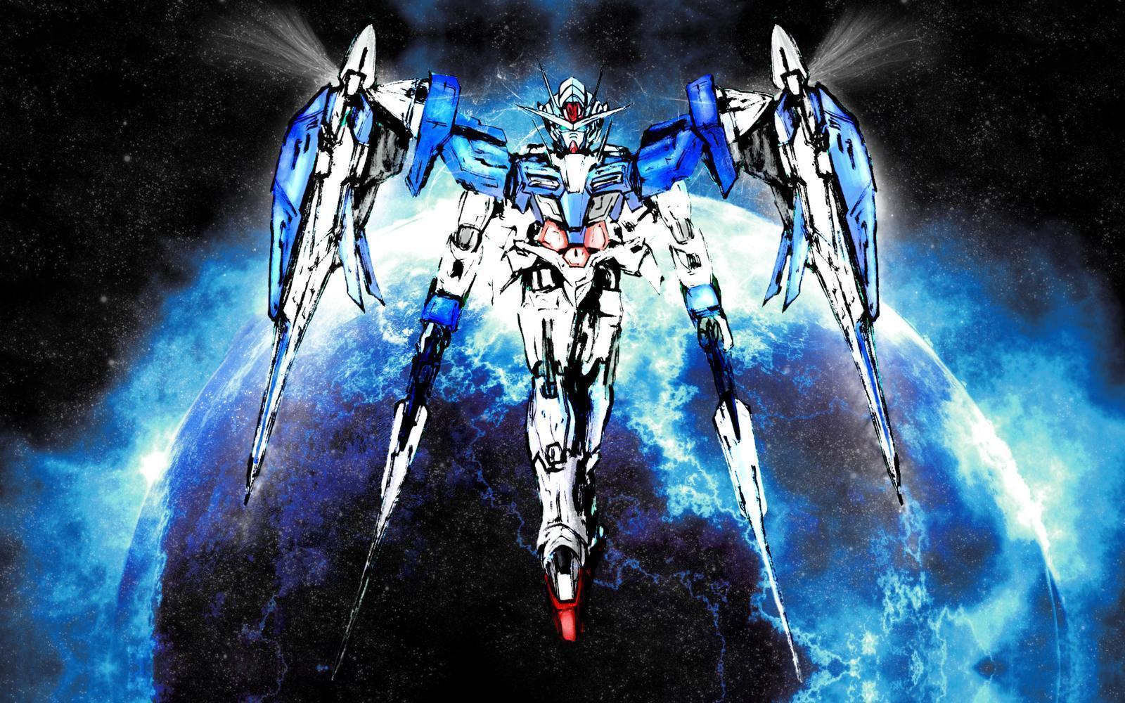 Gundam 00 HD Wallpapers - Wallpaper Cave