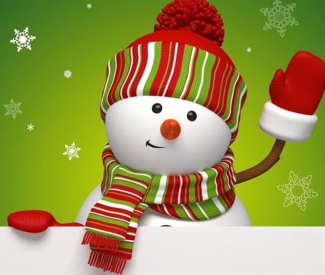 Cute Snowman Free Desktop Wallpaper Hd Wallpapers Download And New
