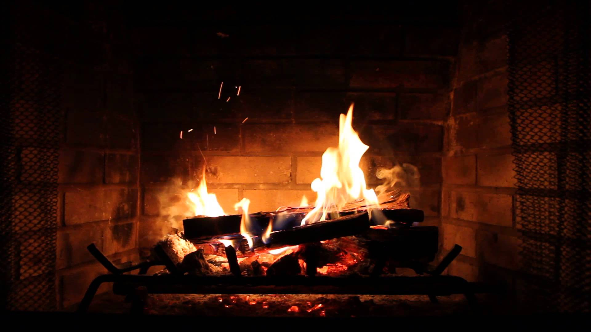Image result for cozy fireplace wallpaper