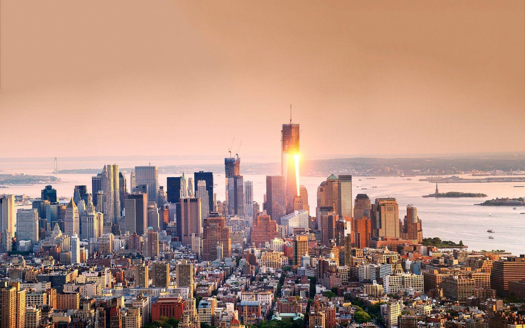 Manhattan Wallpapers Wallpaper Cave