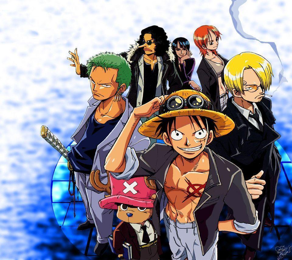 Get some happy, new wallpapers. One Piece Phone Wallpapers - Wallpaper Cave