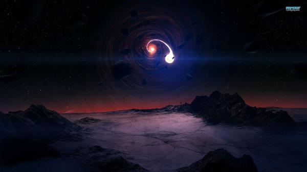 Black Hole Wallpapers - Wallpaper Cave