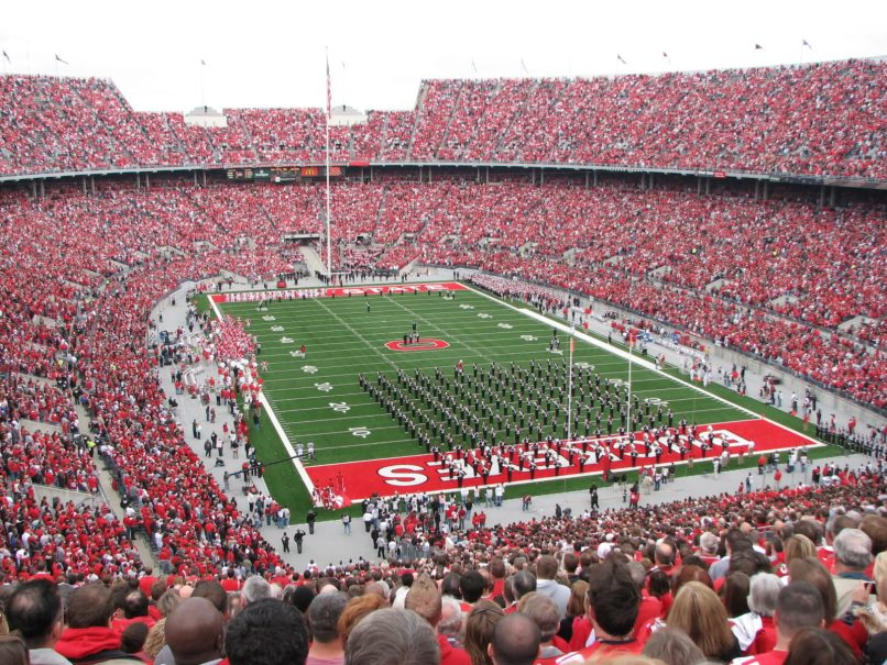 Ohio Stadium Wallpapers Wallpaper Cave