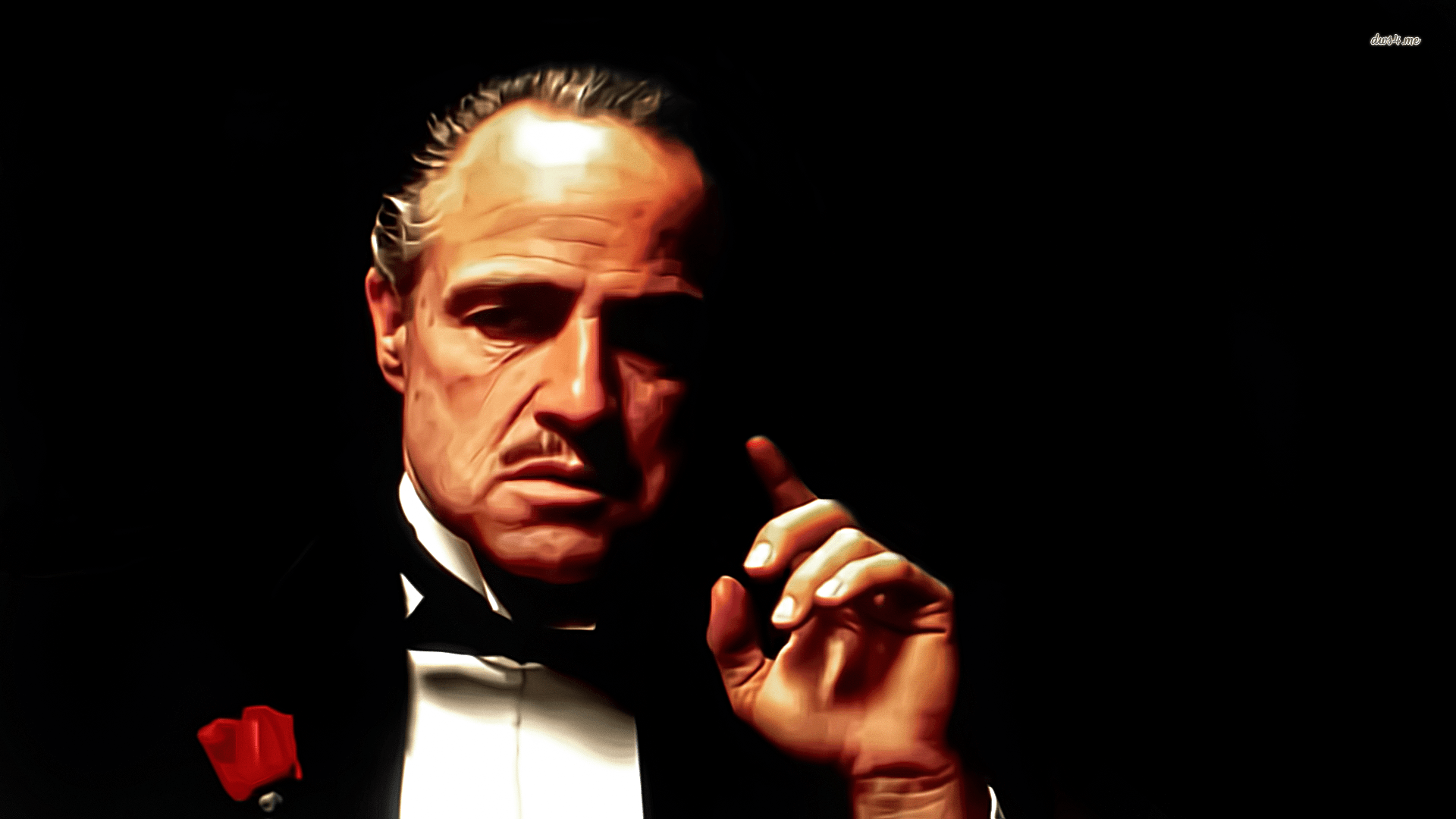 Image result for don corleone