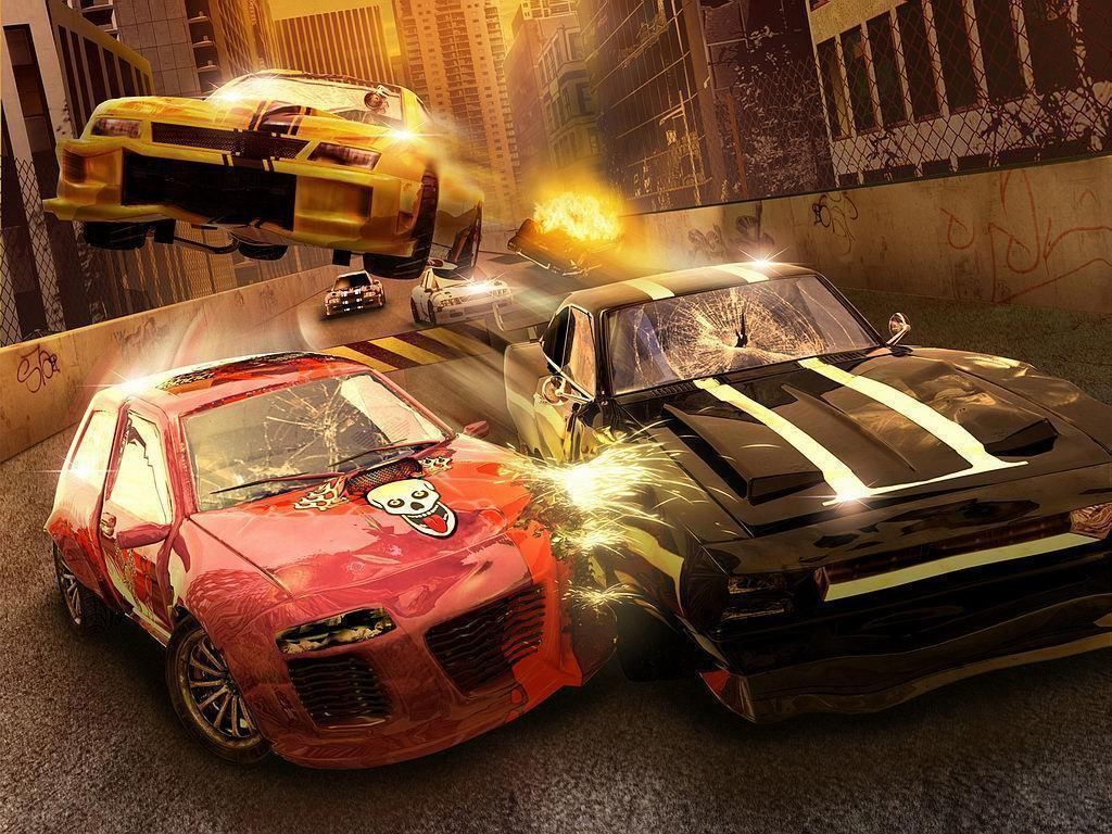 If you've ever kicked around the idea of adding a video game system to your car or just wanted to bring on. Car Crash Wallpapers Wallpaper Cave