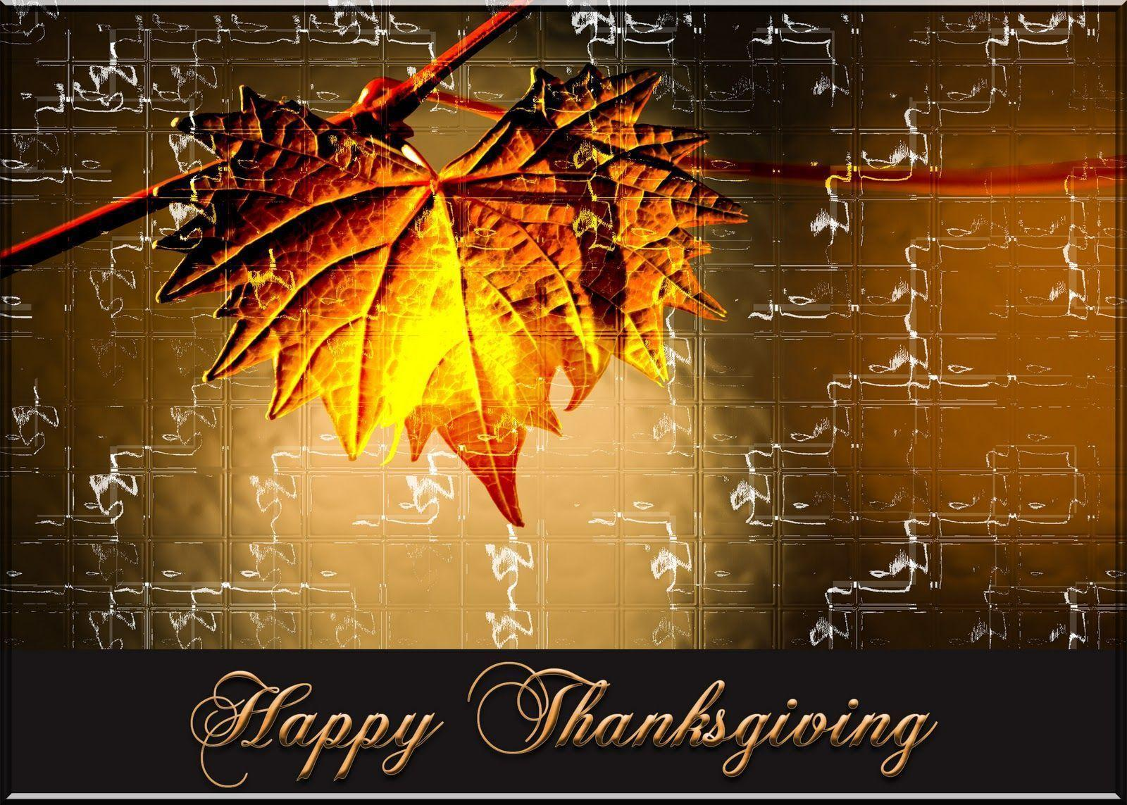 Happy Thanksgiving Wallpapers Free Wallpaper Cave