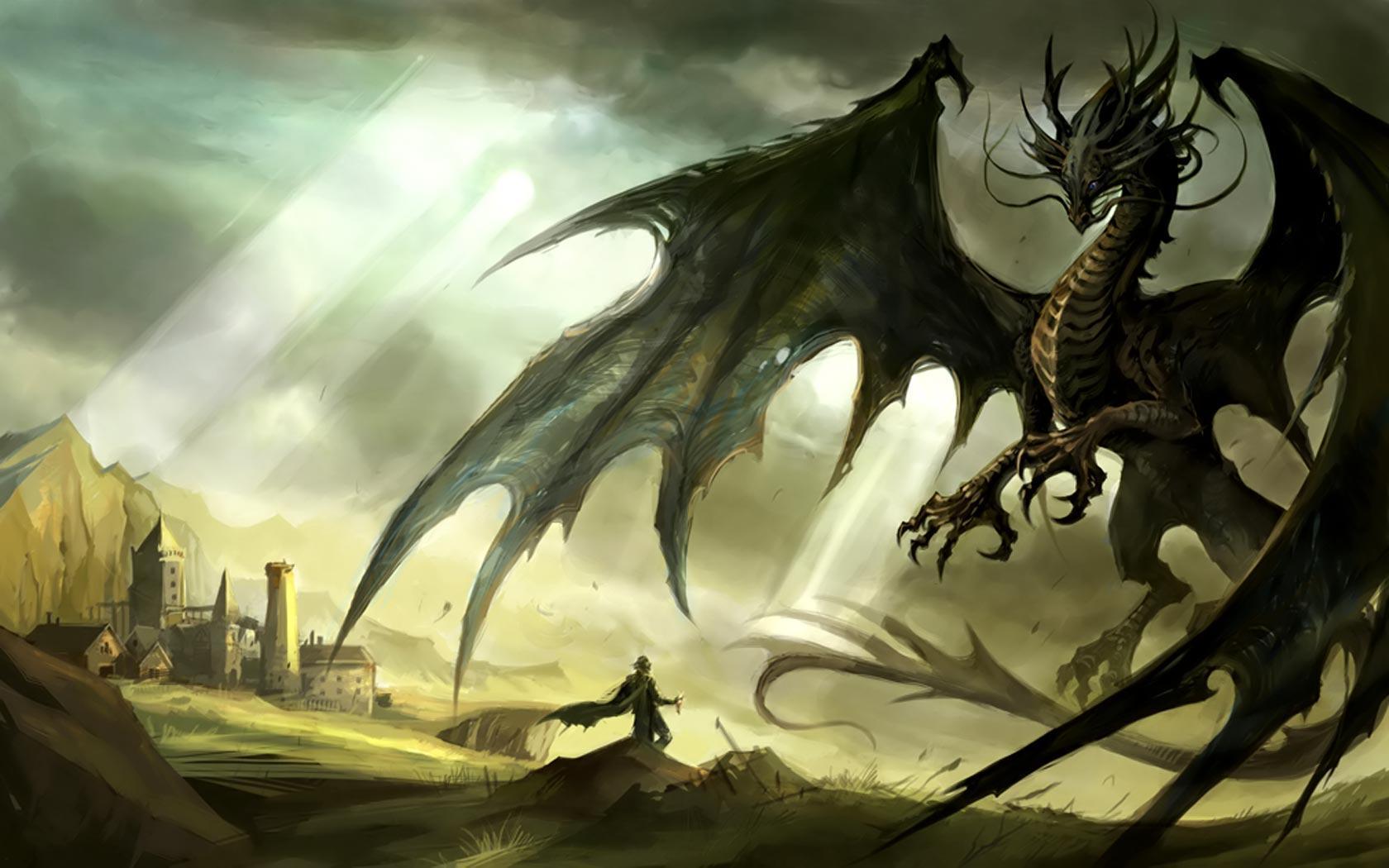dragons wallpapers hd - wallpaper cave