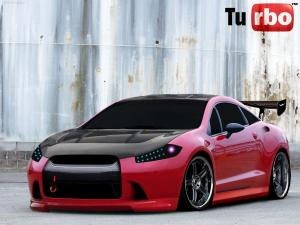Mitsubishi Eclipse Wallpapers  Wallpaper Cave