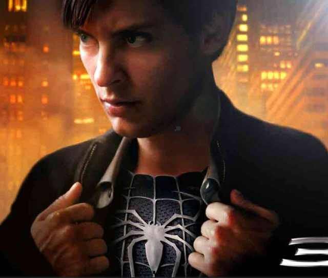 Free Wallpapers Peter Parker As Evil Spiderman Wallpaper