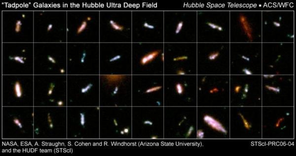 Hubble Ultra Deep Field Wallpapers - Wallpaper Cave