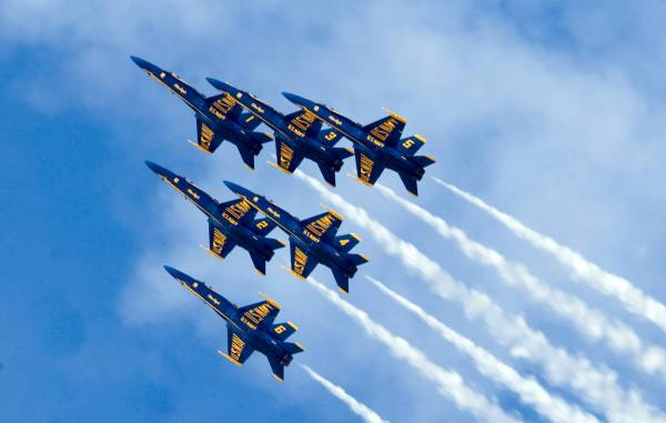 Blue Angels Wallpapers - Wallpaper Cave