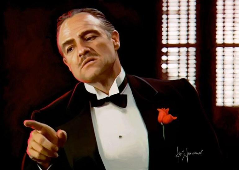 Resultado de imagen para Don Corleone
