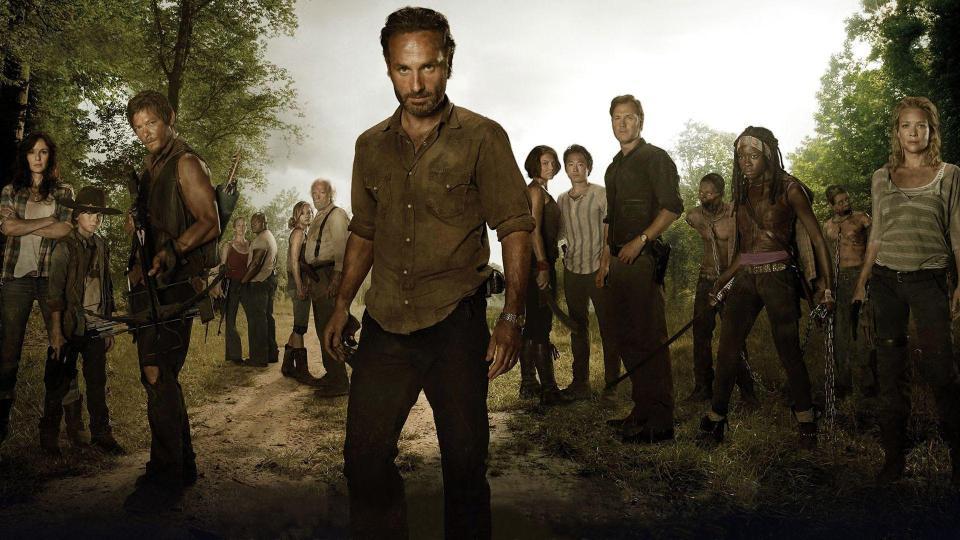 Walking Dead Season 3 wallpaper - 902659