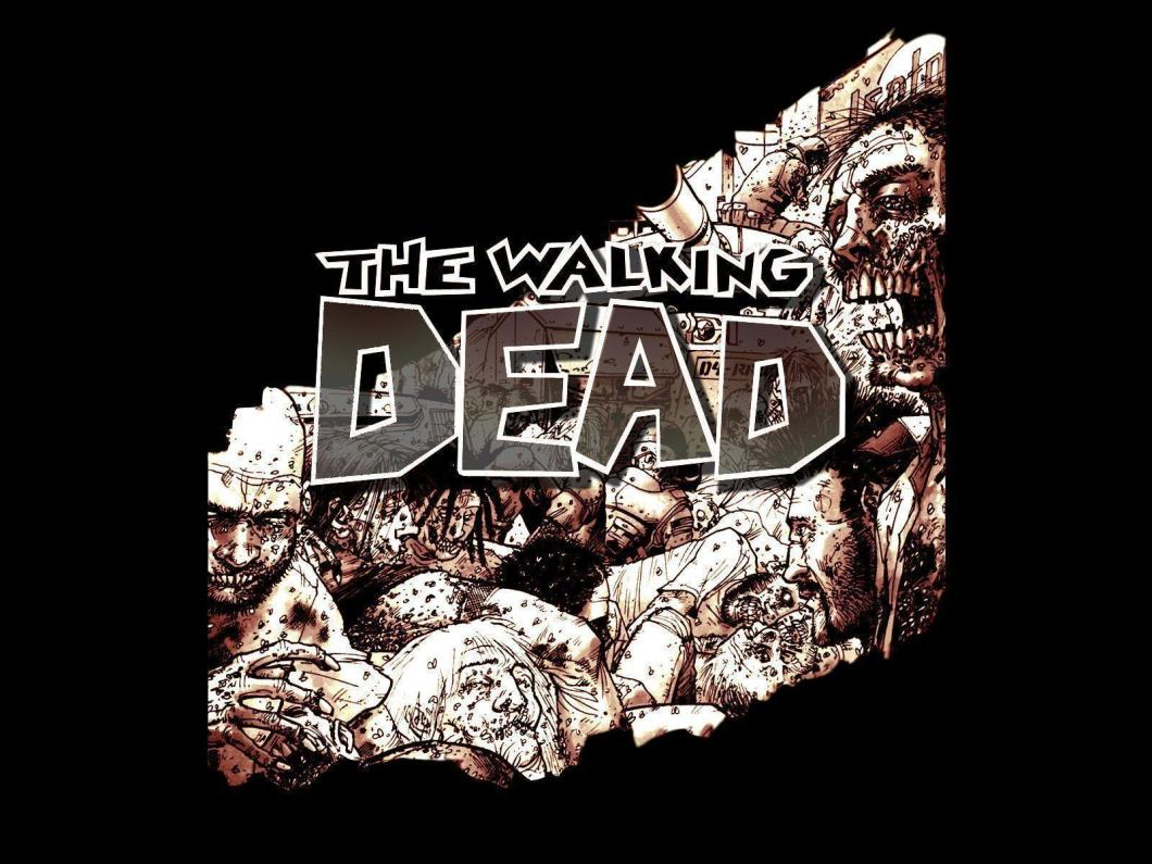 Walking Dead Comic Wallpapers Wallpaper Cave