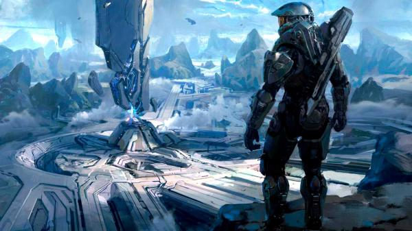 Halo 4 HD Backgrounds - Wallpaper Cave