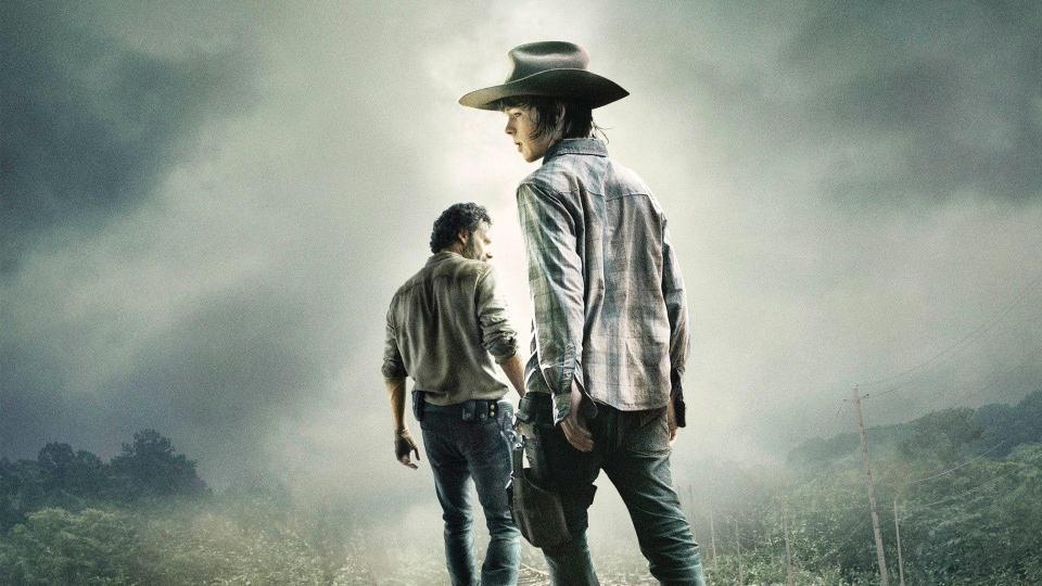 Walking Dead Season 4 wallpaper 252047