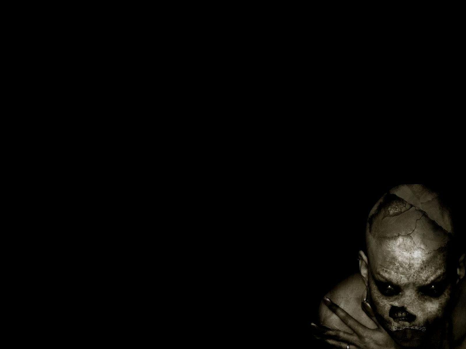 Dark Scary Wallpapers Wallpaper Cave