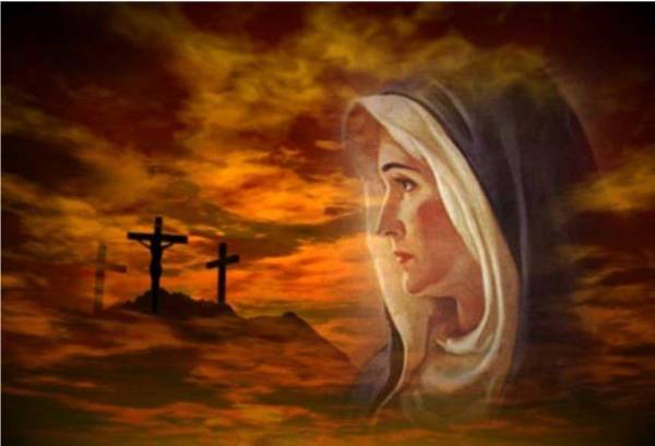 Mother Mary Wallpapers - Wallpaper Cave