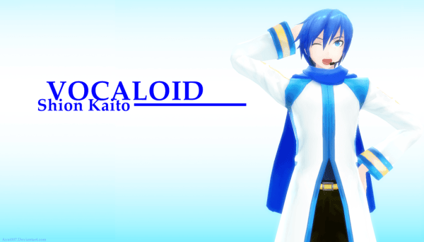 Kaito Vocaloid Wallpapers - Wallpaper Cave