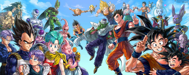 Dragon Ball Z Wallpaper Hd 1600 X 900 Hd Wallpaper Gallery