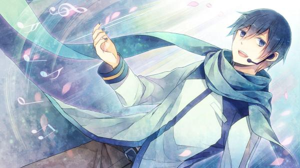 Vocaloid Kaito Wallpapers - Wallpaper Cave