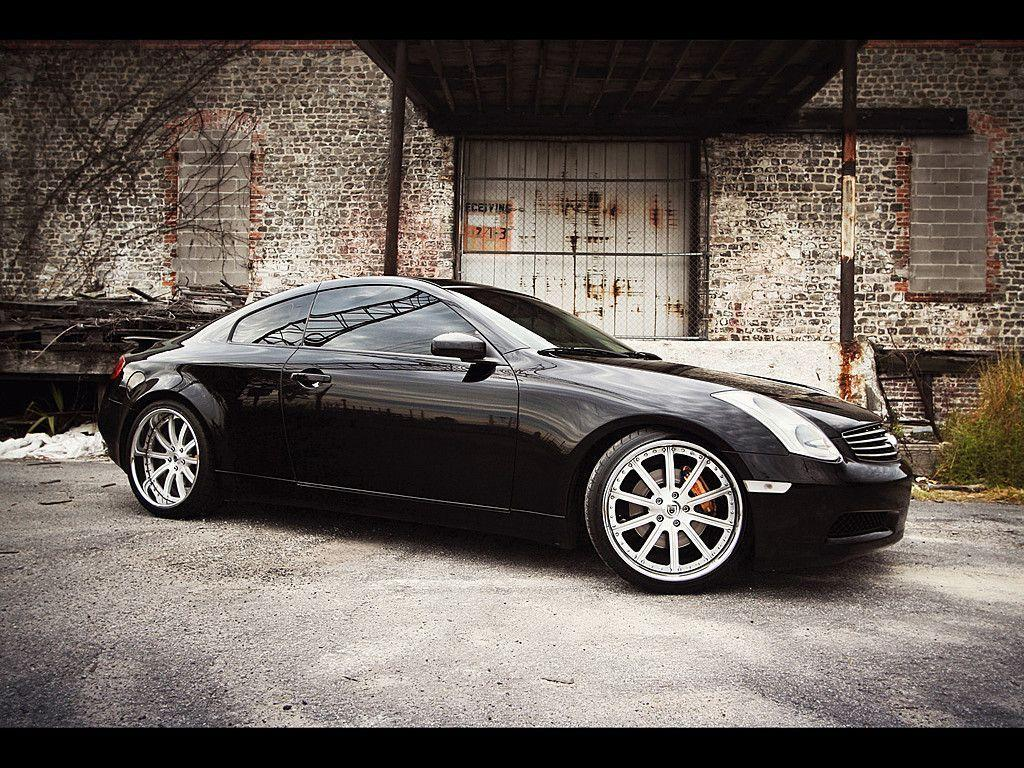 Infiniti G35 Coupe Wallpapers Wallpaper Cave