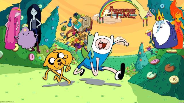 Adventure Time Wallpapers And Backgrounds W8themes