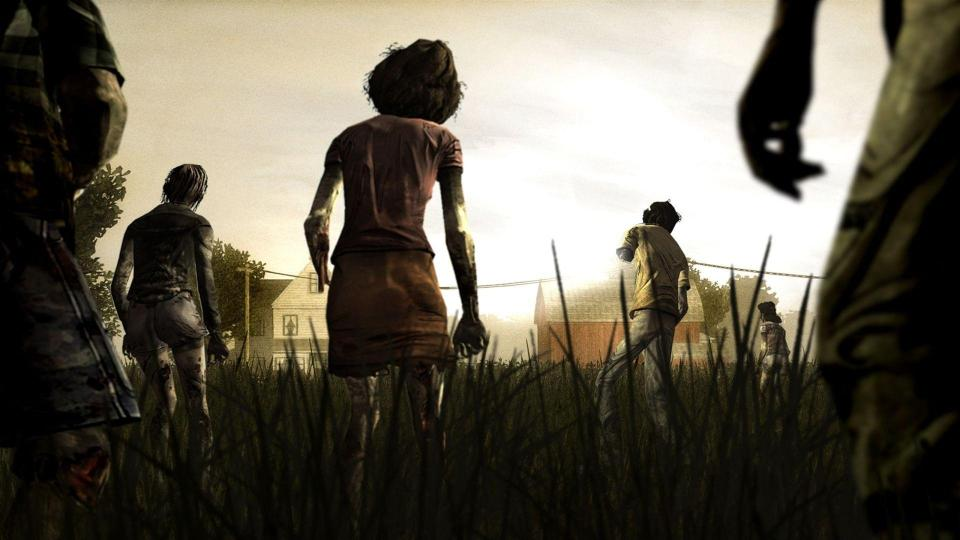 The Walking Dead Game Wallpaper 1920x1080