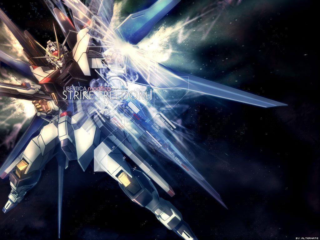 Gundam Seed Wallpapers - Wallpaper Cave