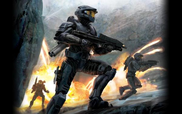 Halo Wallpapers - Wallpaper Cave