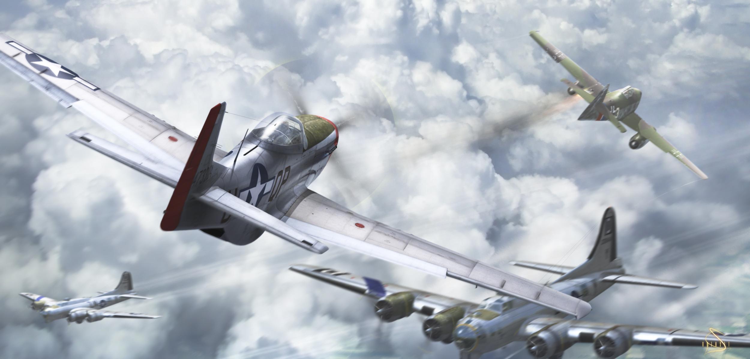 Messerschmitt Me 262 Wallpapers Wallpaper Cave