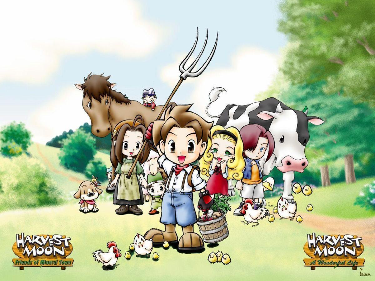 Harvest Moon One World may arrive on Nintendo Switch this fall
