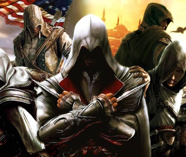 Assassins Creed Mix Computer Wallpapers Desktop Backgrounds