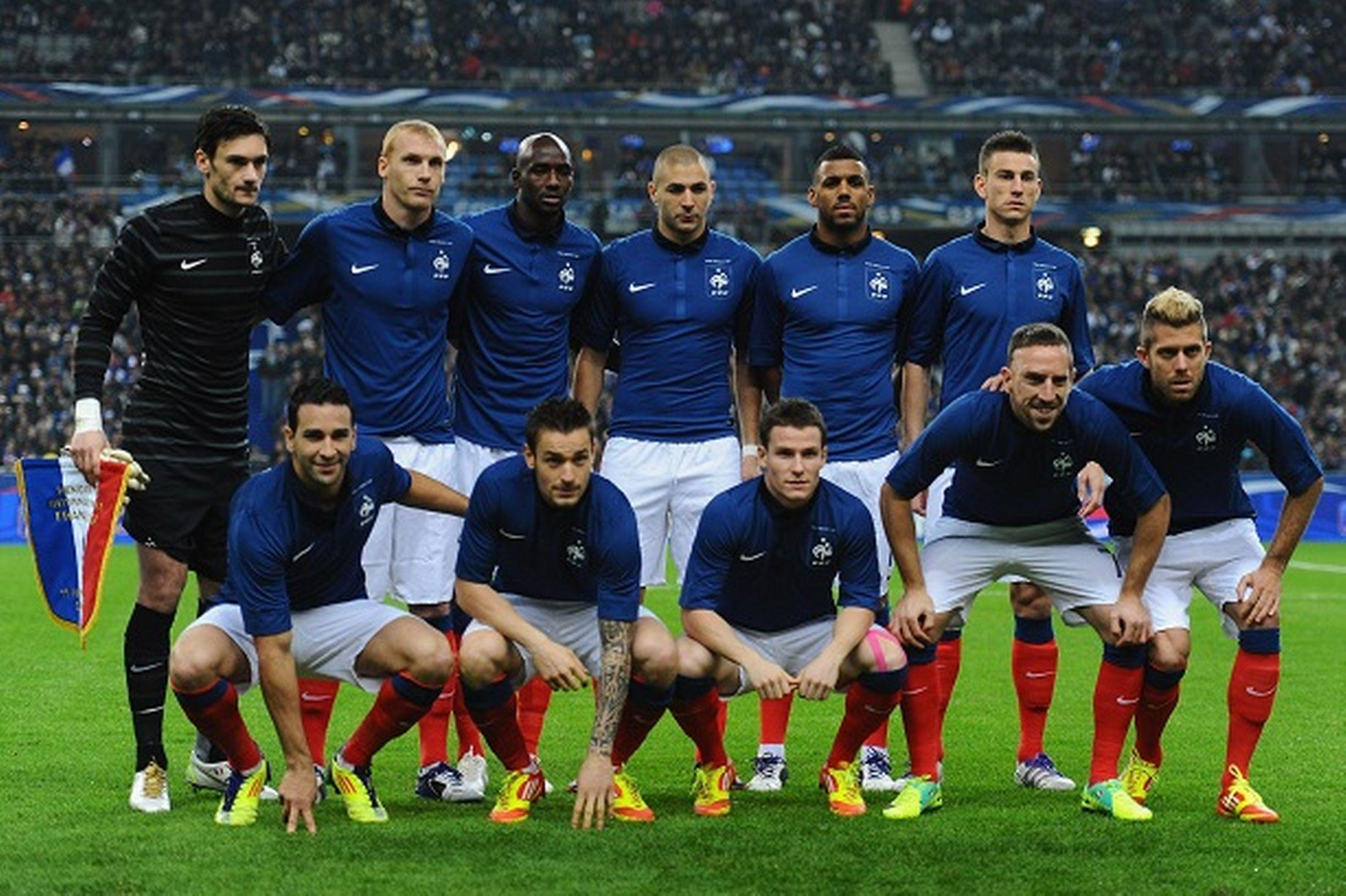 How can i meet my favorite football team? France Soccer Logo Wallpapers Wallpaper Cave