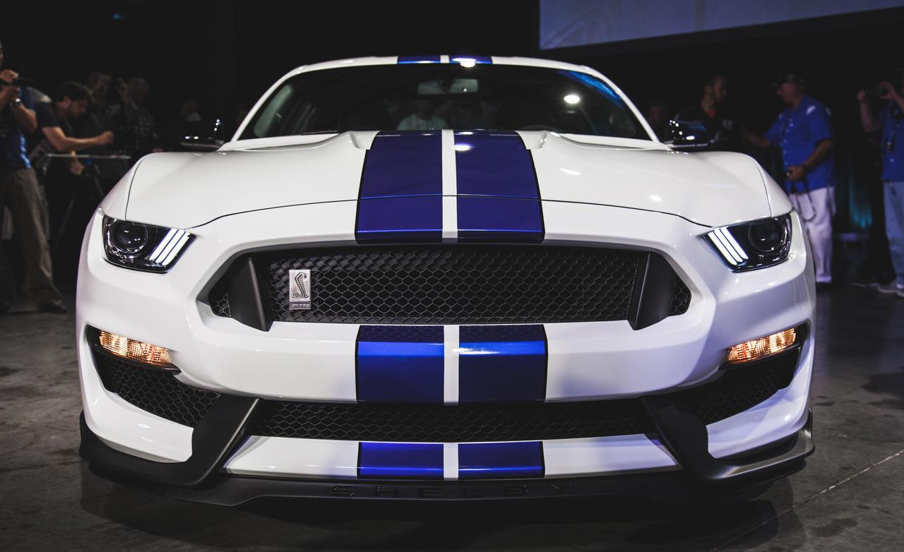 2016 Ford Mustang Shelby Wallpapers Wallpaper Cave